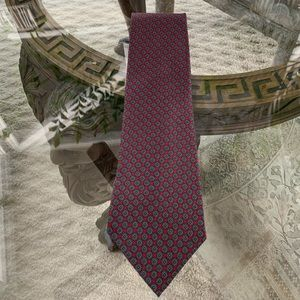 BURBERRY OF LONDON MENS SILK TIE!❤️💙